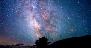 منظره از شب میهمان دنیا